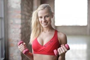 筋肉量を増やす